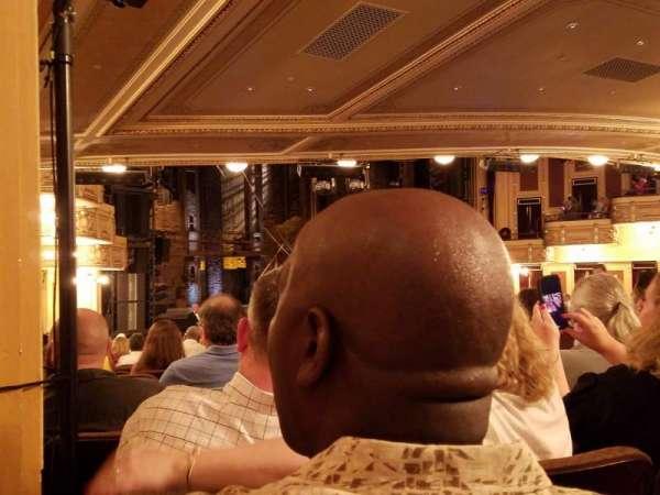 Hippodrome Theatre, sección: Left Orchestra, fila: BB, asiento: 25