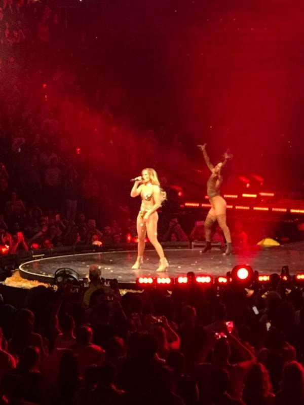 Scotiabank Arena, sección: 119, fila: 10, asiento: 22
