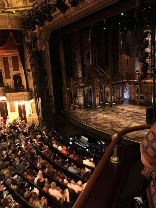 Hippodrome Theatre, sección: Right Box 3, asiento: 3