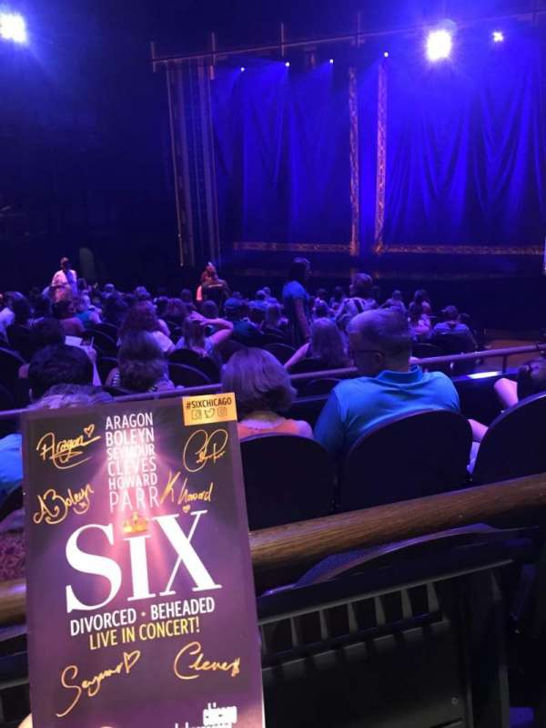 The Yard at Chicago Shakespeare, sección: Lower Gallery, fila: C, asiento: 42