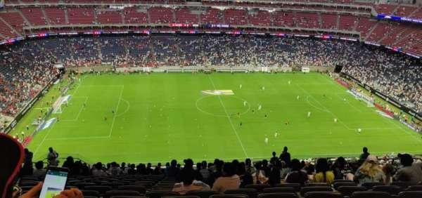 NRG Stadium, sección: 636, fila: T, asiento: 14