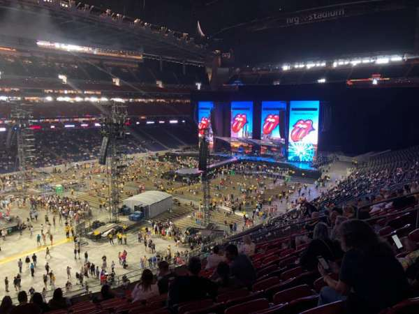 NRG Stadium, sección: 343, fila: S, asiento: 13
