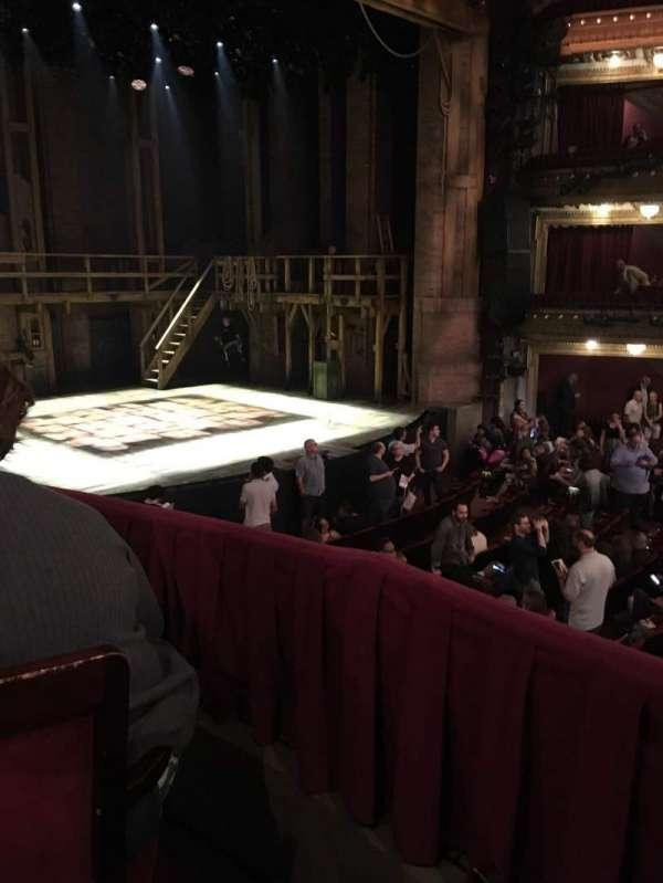 CIBC Theatre, sección: DRCR Box 1, fila: Box 1, asiento: 211