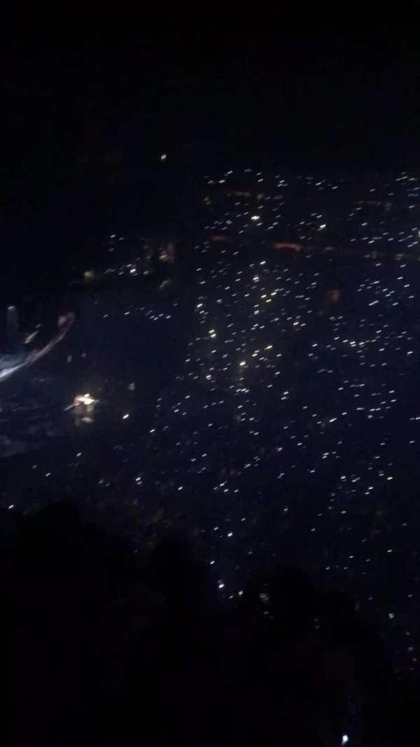Video from Bridgestone Arena
