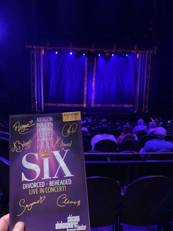 The Yard at Chicago Shakespeare, sección: Lower Gallery, fila: C, asiento: 30