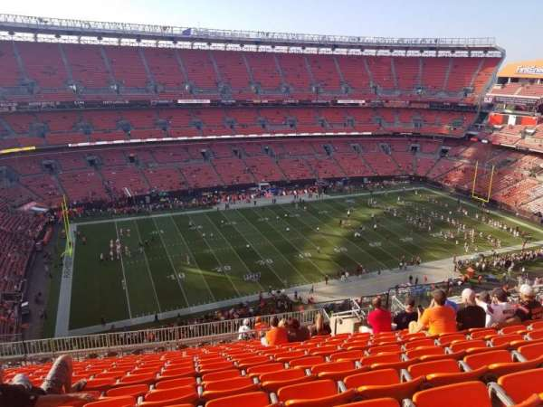 FirstEnergy Stadium, sección: 505, fila: 19, asiento: 15