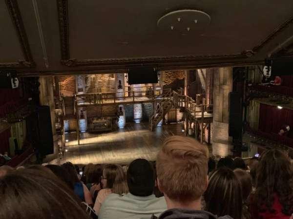 CIBC Theatre, sección: Mezzanine L, fila: N, asiento: 309