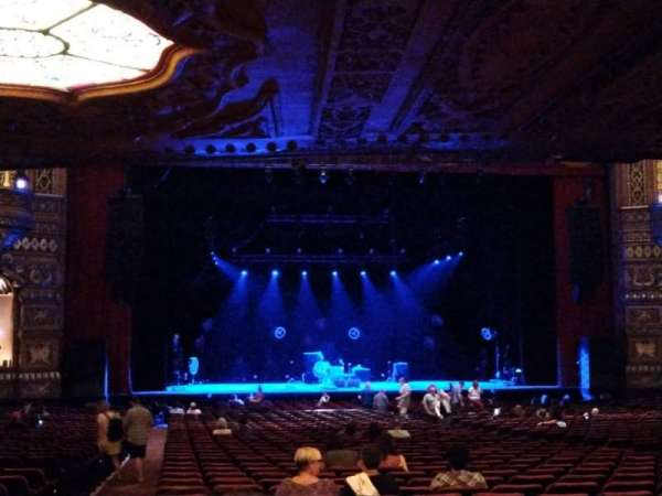 The Fabulous Fox Theatre (St. Louis), sección: Orchestra 3, fila: HH, asiento: 127