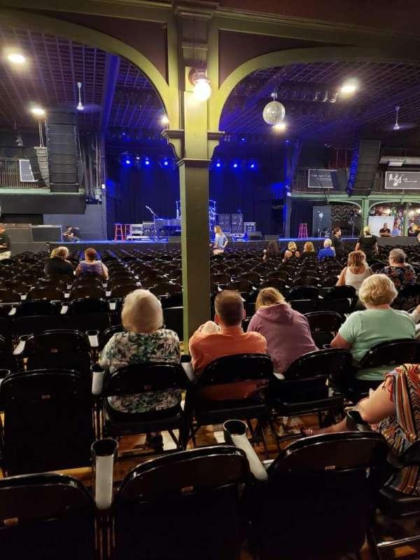 Hampton Beach Casino Ballroom, sección: Center Left Section 2, fila: PP, asiento: 24