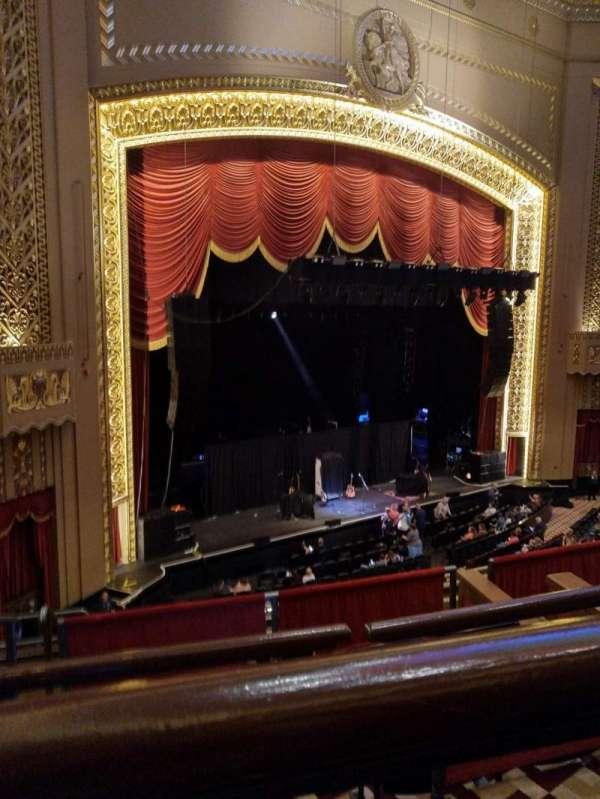 Stifel Theatre, sección: Mezzanine L, fila: A, asiento: 9