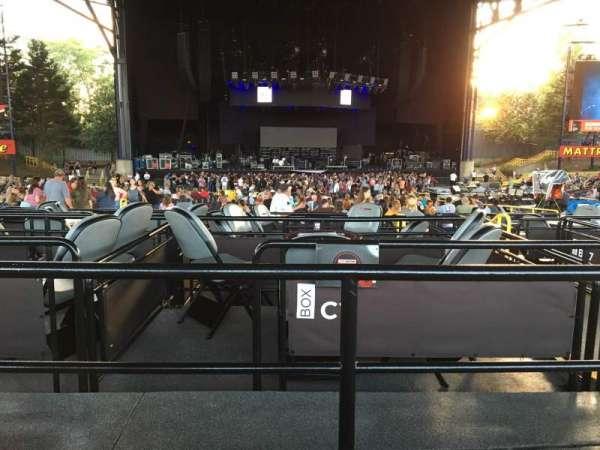 Jiffy Lube Live, sección: 204, fila: J, asiento: 4
