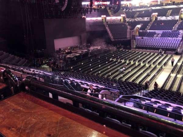 AT&T Center, sección: 108, fila: 26, asiento: 1