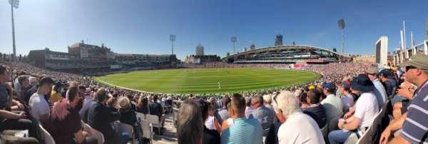 Kia Oval, sección: Peter May Stand, fila: 27, asiento: 45