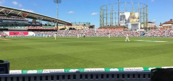 Kia Oval, sección: Bedser Stand Lower, fila: CCC