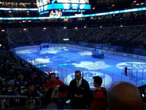 Scotiabank Arena, sección: 115, fila: 26, asiento: 24