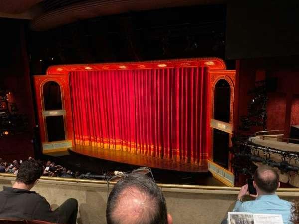 Marquis Theatre, sección: Mezzanine R, fila: C, asiento: 14