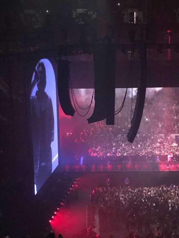 TD Garden, sección: Bal 318, fila: 12, asiento: 21