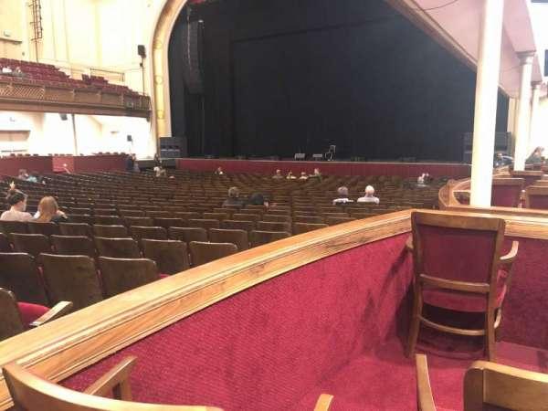Modell Performing Arts Center, sección: Box H - Right, fila: A, asiento: 2