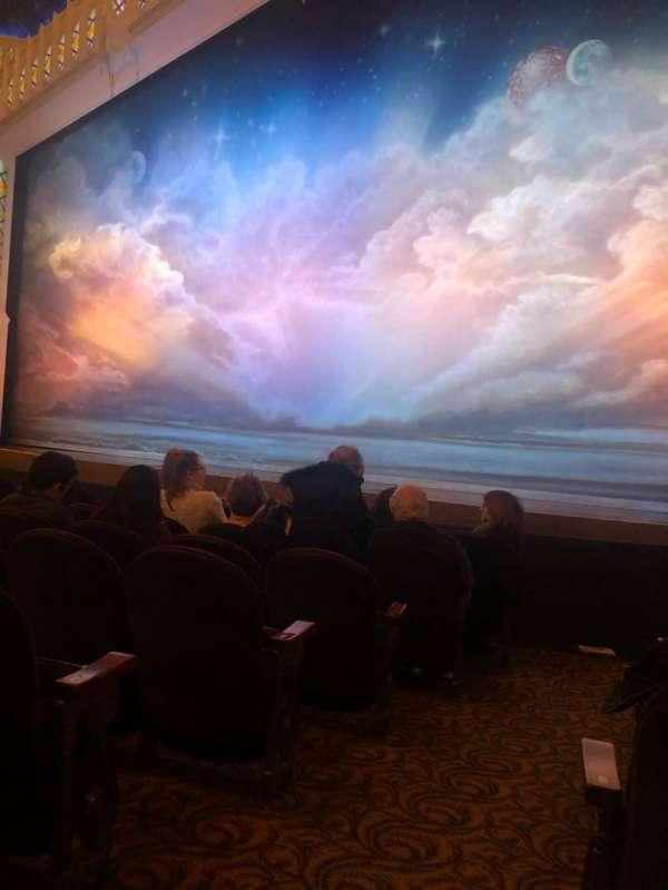 Eugene O'Neill Theatre, sección: Orchestra R, fila: G, asiento: 2