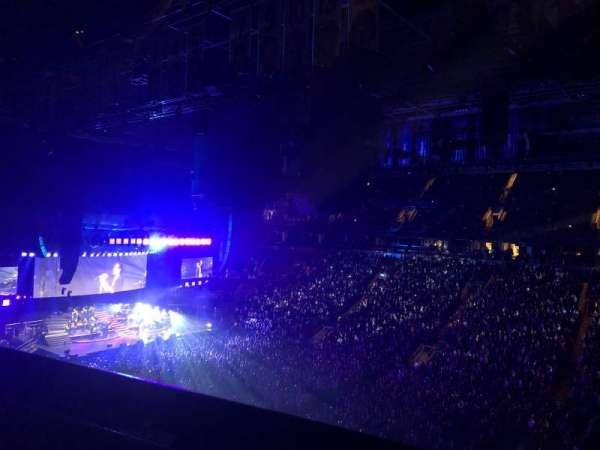 Scotiabank Arena, sección: 307, fila: 3, asiento: 4