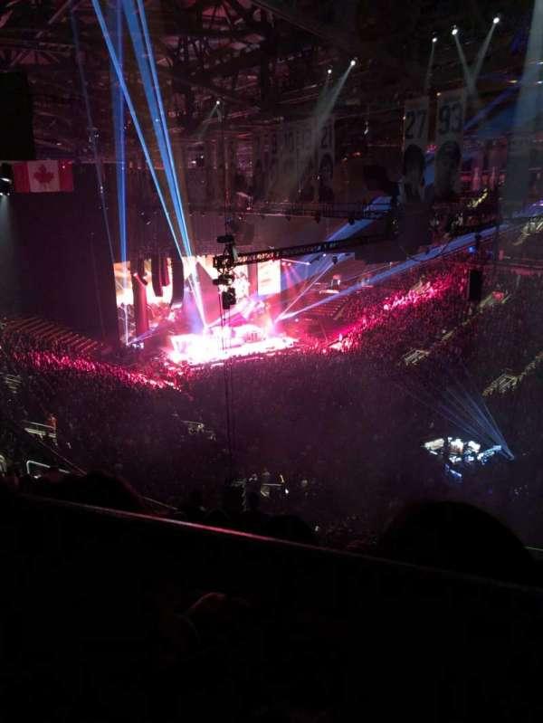 Scotiabank Arena, sección: 306, fila: 14, asiento: 1