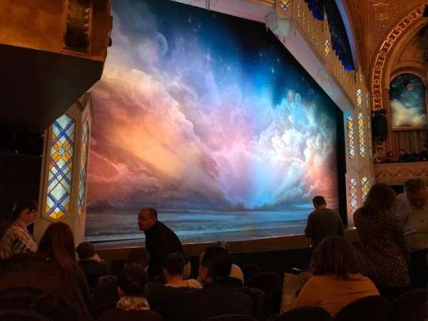 Eugene O'Neill Theatre, sección: Orchestra L, fila: G, asiento: 19