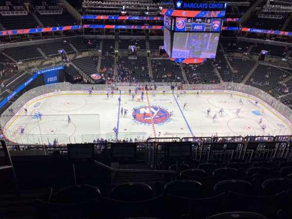 Barclays Center, sección: 225, fila: 10, asiento: 26
