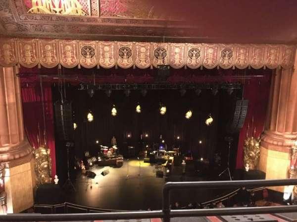 Beacon Theatre, sección: Lower Balcony 1, fila: B, asiento: 1