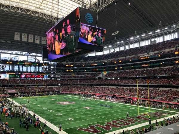 AT&T Stadium, sección: 227, fila: 5, asiento: 2