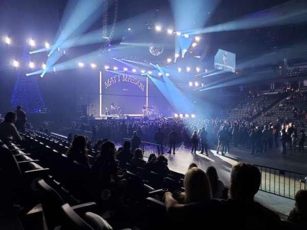 Honda Center, sección: 207, fila: F, asiento: 12