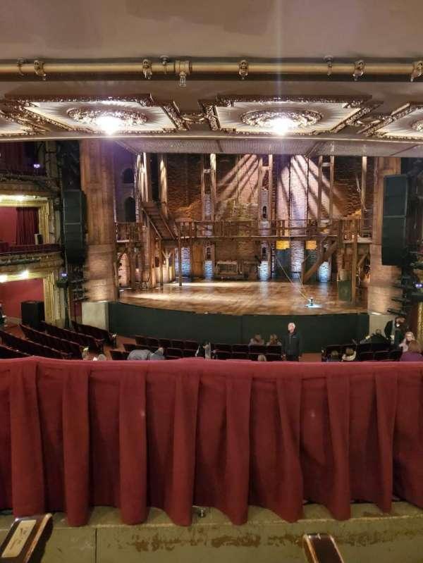 CIBC Theatre, sección: Dress Circle RC, fila: B, asiento: 224