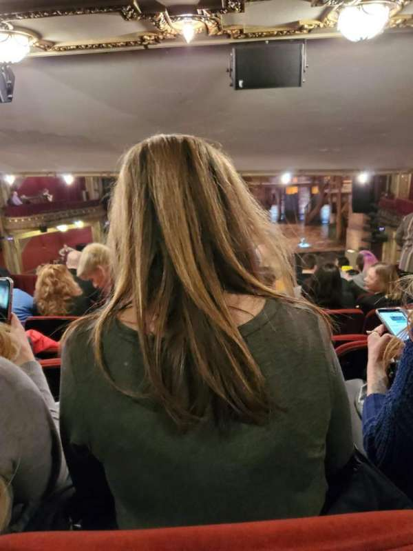 CIBC Theatre, sección: Dress Circle RC, fila: G, asiento: 234, 232