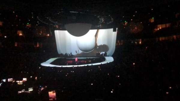 Honda Center, sección: 228, fila: N, asiento: 5