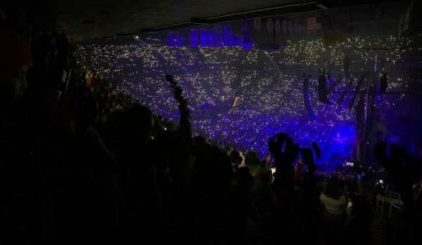 TD Garden, sección: Bal 329, fila: 15, asiento: 1
