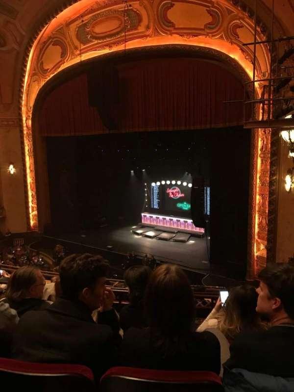 Shea's Buffalo, sección: Balcony 2, fila: E, asiento: 44