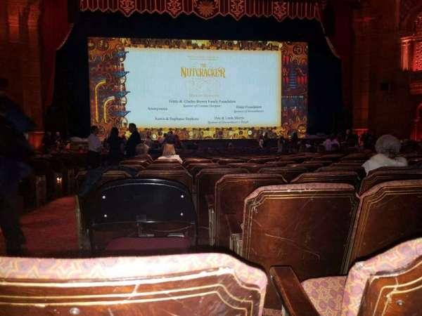 Fox Theatre (Atlanta), sección: orchestra c, fila: y, asiento: 113