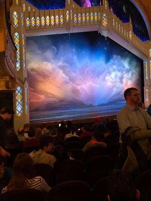 Eugene O'Neill Theatre, sección: Orchestra L, fila: L, asiento: 21