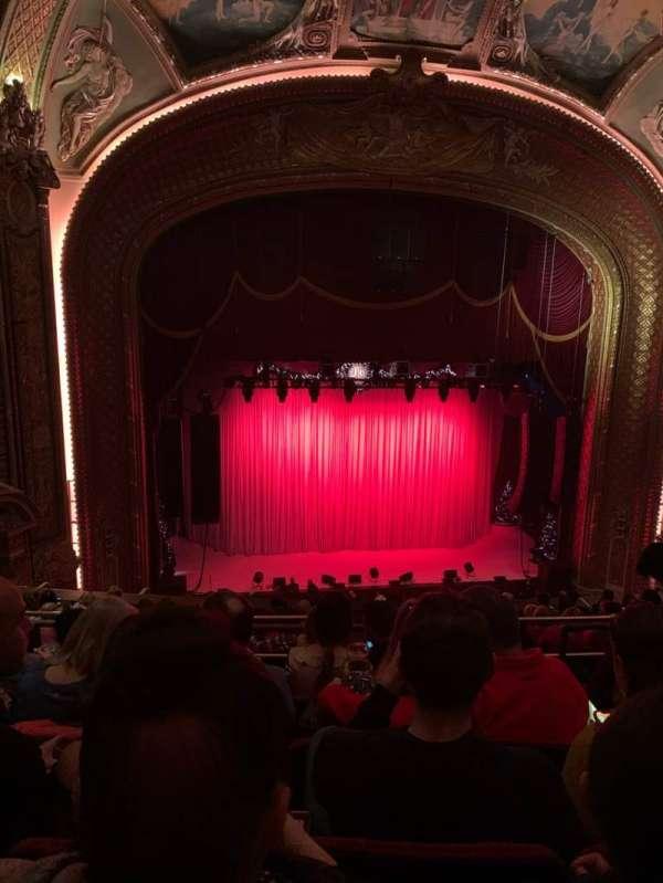Wang Theatre, sección: Balcony lc, fila: K, asiento: 11