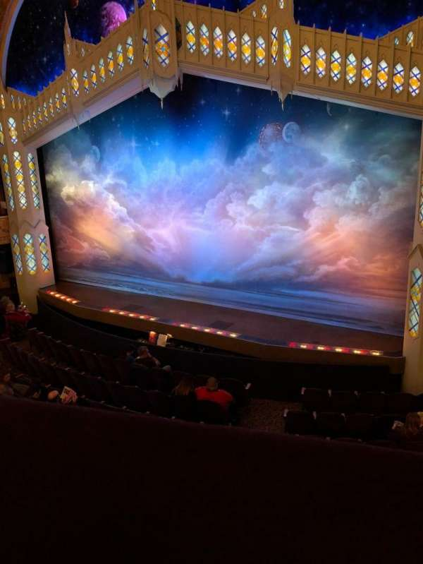 Eugene O'Neill Theatre, sección: Mezzanine R, fila: A, asiento: 14