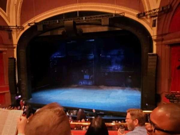 Broadway Theatre - 53rd Street, sección: Front Mezzanine RC, fila: C, asiento: 121