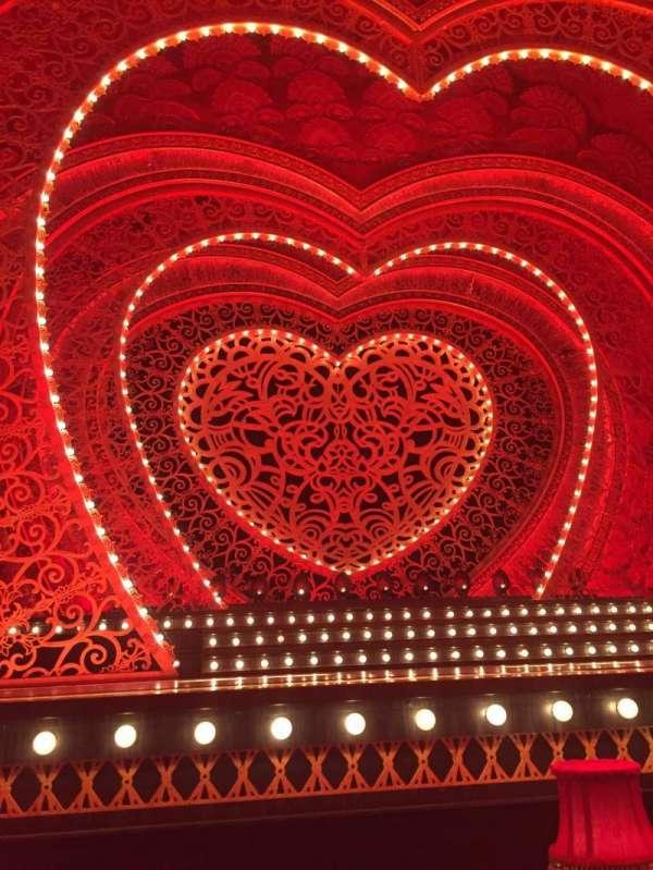 Al Hirschfeld Theatre, sección: CANL, fila: F, asiento: 2