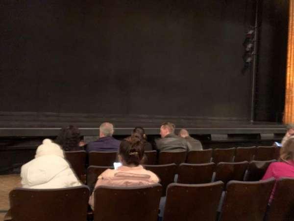 Ambassador Theatre, sección: Orchestra C, fila: C, asiento: 101