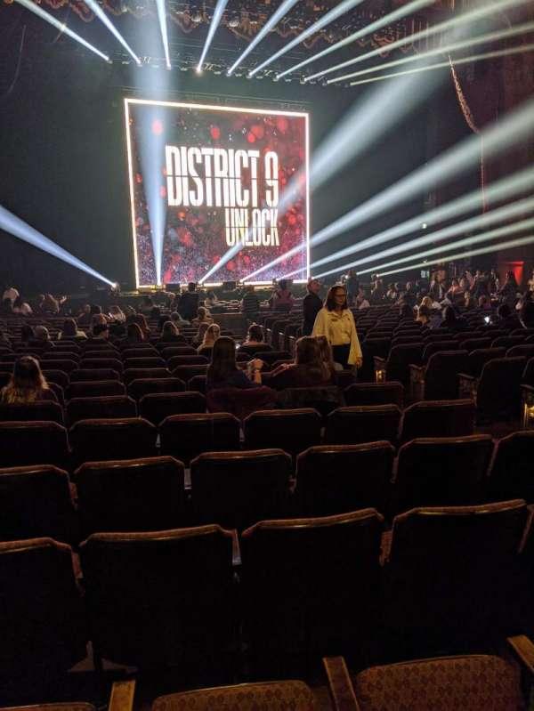 Fox Theatre (Atlanta), sección: Orchestra LC, fila: U, asiento: 59