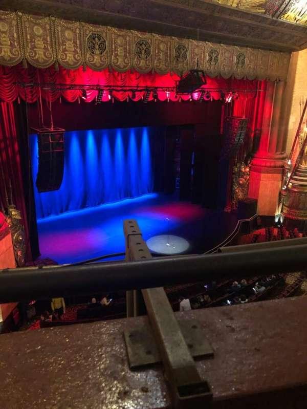 Beacon Theatre, sección: Lower Balcony 3, fila: A, asiento: 37