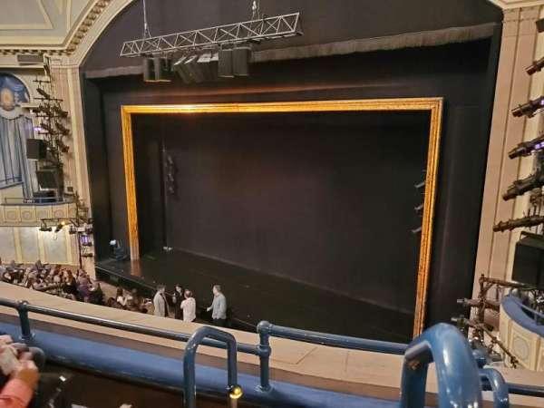 Ambassador Theatre, sección: Front Mezzanine R, fila: C, asiento: 2