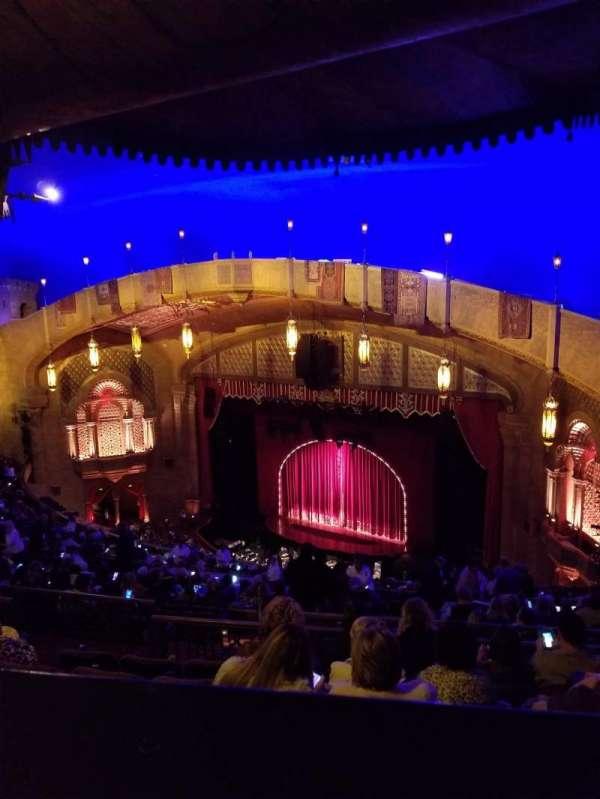 Fox Theatre (Atlanta), sección: Gallery Right C, fila: R, asiento: 48