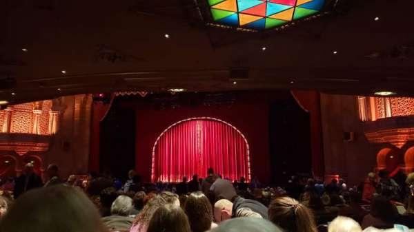 Fox Theatre (Atlanta), sección: Orchestra C, fila: FF, asiento: 64