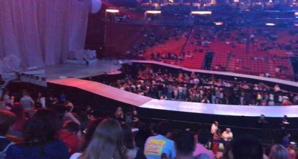 American Airlines Arena, sección: 119, fila: 19, asiento: 6