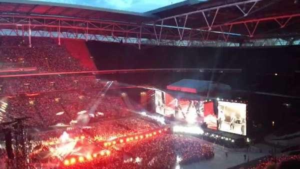 Wembley Stadium, sección: 502, fila: 14, asiento: 68