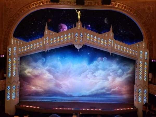 Eugene O'Neill Theatre, sección: Mezzanine C, fila: B, asiento: 108